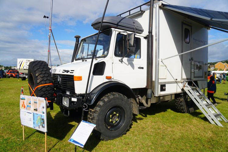 Overland Show 2019